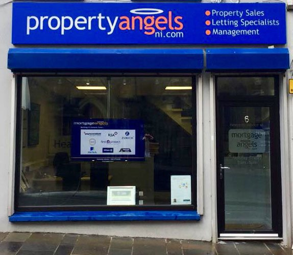 Property Angels Office - Dungannon